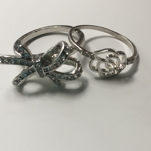 Ring set of 2(size 11)